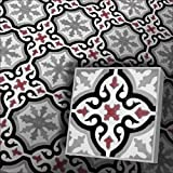 1 m² Iraquia 143_6 piekfein Zementfliesen marokko Bodenfliesen