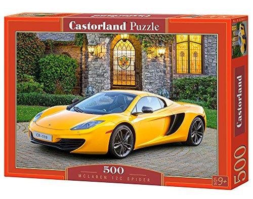 castorland-mclaren-12c-spider-puzzle-500-pezzi