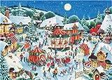 Ravensburger - Frhliche Weihnachtszeit - Puzzle 1000 Teile