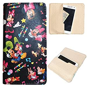 DooDa PU Leather Quality Case Cover Pouch For Gionee Marathon M3