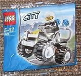 LEGO City: Police 4x4 Set 5625 (Bagged)