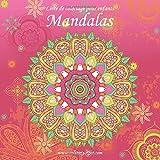 Livre de coloriage pour enfants Mandalas 1