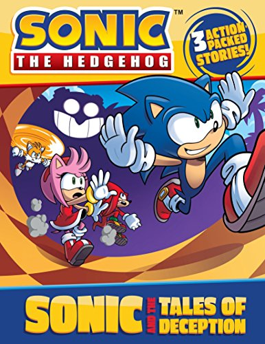 Sonic and the Tales of Deception (Sonic the Hedgehog) por Jake Black