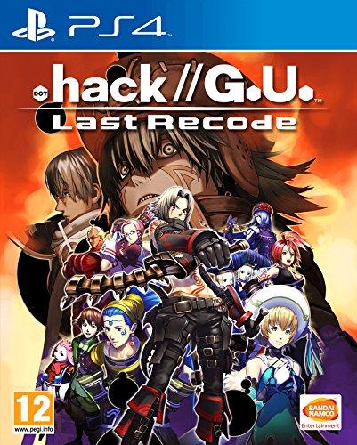 .hack//G.U. Last Recode (Playstation 4) [importación inglesa] 619YMKW80kL