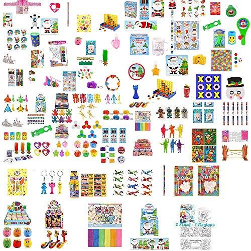 24 x Mädchen Spielsachen Spielzeug Adventskalender kleine Geschenke Füllung unter einem Euro