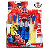 #8: Transformers Robots in Disguise Combiner Force 3-Step Changer Optimus Prime