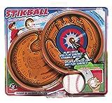 Hog Wild Stickball + Mitts Game (2 Player)