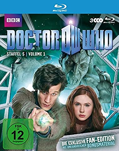 Doctor Who - Staffel 5.1 - Fan Edition