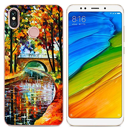 fdd65b1634ab7 Aksuo Funda For Xiaomi Redmi Note 5 , TPU Anti-Rasguño Anti-Golpes Cover