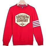 Southern Comfort Inn Felpa con cappuccio da uomo
