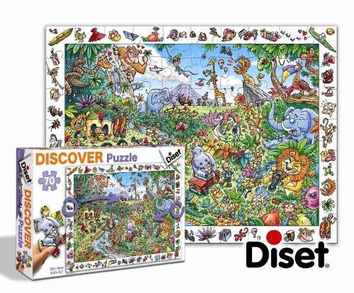 Imagen principal de Diset 69592 - Discover Safari