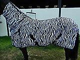 Wild Thing Zebra Fliegendecke Combi Mit Halsteil