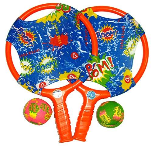 Sports Aquatiques Itza Paddle Boule avec Splash Balles (Les Couleurs Peuvent Varier)