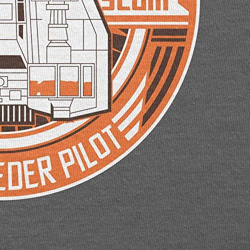 TEXLAB - Rebel Scum Speeder - Damen T-Shirt Grau