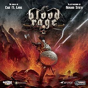 Asterion 8730-Blood Rage, edición Italiana
