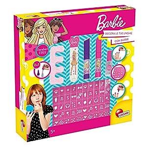 Lisciani Giochi 62171-Barbie Fashion Nail Art