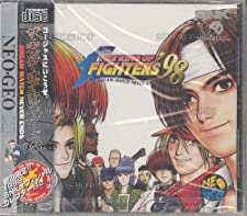 The king of fighters 98 Ltd edition - Neo Geo CD - JAP