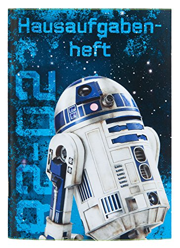 Undercover SWMK0621 - Hausaufgabenheft A5 Star Wars