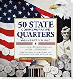 50 State Quarters Collector's Map: Including the District of Columbia and the Us Territories