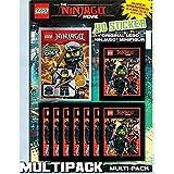 LEGO Ninjago Movie Sticker-Multipack, 1 Stück