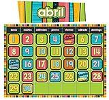 Stylin' Stripes Spanish Calendar Calendar