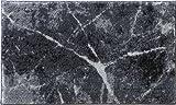 Erwin Müller Badematte grau Größe 70x120 cm