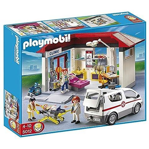 PLAYMOBIL® 5012 - Ambulanz mit