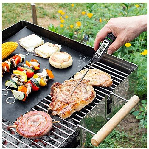 CHUDAN Parrilla de cocción termómetro de Carne