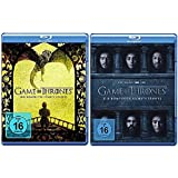 Blu-ray Set * Game of Thrones - Season / Staffel 5+6
