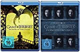 Blu-ray Set * Game of Thrones - Season / Staffel 5+6
