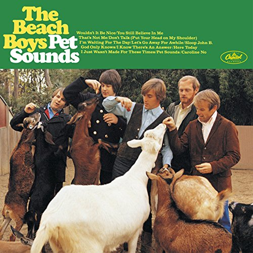 Pet Sounds [Cardboard Sleeve (mini LP)] [SHM-SACD]