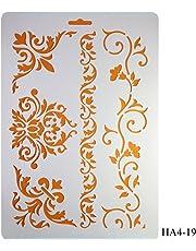 Generic Stencil Plastic Design of Layer (White)