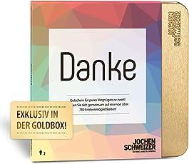 Jochen Schweizer Erlebnis-Box 'Danke'