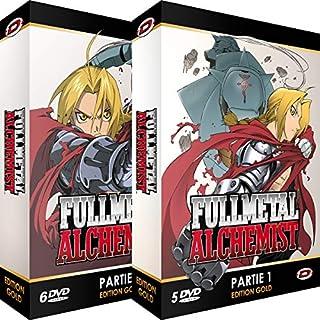 Fullmetal Alchemist - Intégrale - Edition Gold - 2 Coffrets (11 DVD + Livrets) (B006K6ITX8) | Amazon price tracker / tracking, Amazon price history charts, Amazon price watches, Amazon price drop alerts