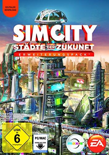 SimCity Stdte der Zukunft Addon