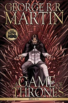 A Game of Thrones: Comic Book, Issue 14 par [Martin, George R. R.]