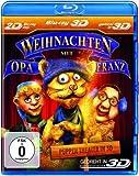 Kasperletheater 3D - Teil 4 Weihnachten bei Opa Franz [3D Blu-ray]