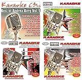 Karaoke CD+G Party Set 2 - Neue Deutsche Welle - Austro Gold - Helene Fischer - Andrea Berg
