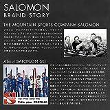Salomon Kinder Ski und Snowboardhelm für Freestyle/Snowpark, ABS-Schale, EPS-Innenschale, schwarz, S, Kopfumfang 51-55 cm, JIB, L39916500 - 4