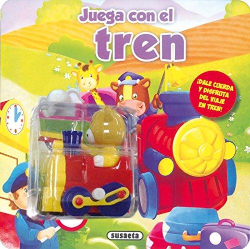 Juega con el tren (En marcha) por Susaeta Ediciones S A