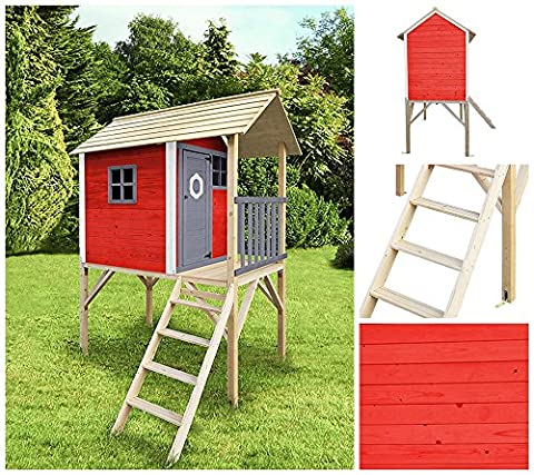 Home Deluxe | Playhouse | The big castle