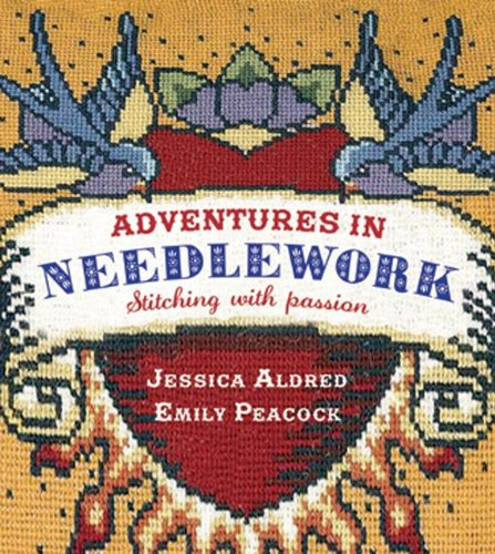 Adventures in Needlework: Stitching with Passion