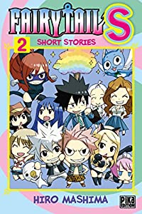 Fairy Tail S Edition simple Tome 2