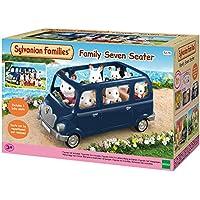 SYLVANIAN FAMILIES Family Seven Seater Mini Muñecas Y Accesorios Epoch para Imaginar 5274