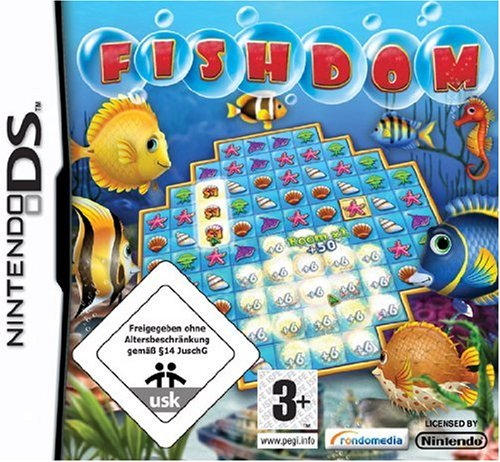 Fishdom Spiele (Fishdom)