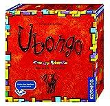 Kosmos 692339 - Ubongo, Das wilde Legespiel, Brettspiel-Klassiker für 1-4 Spieler ab 8 Jahren