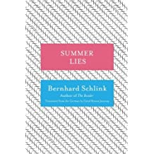 Summer Lies: Stories by Bernhard Schlink (2012-08-14)