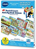 Best VTech Toddlers Toys - VTech Touch and Learn Activity Desk Deluxe Expansion Review