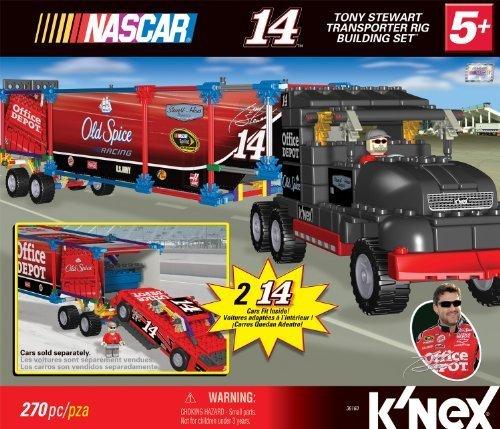 knex-nascar-building-set-14-office-depot-transporter-rig-by-nascar-english-manual