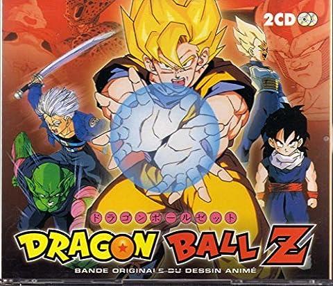 DRAGON BALL Z - 2 CD - BO dessin